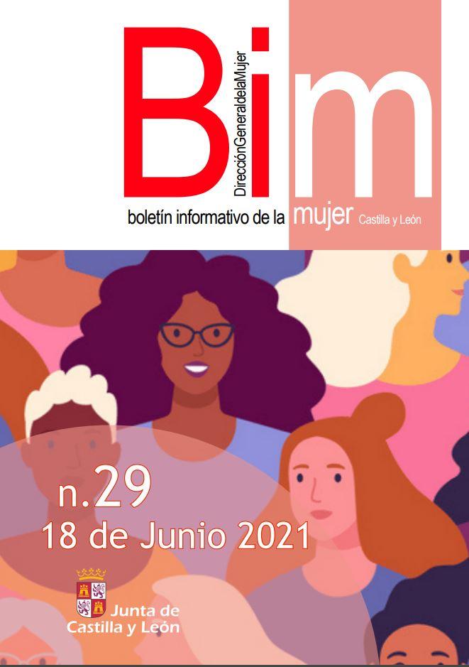 Boletín Informativo Mujer #29