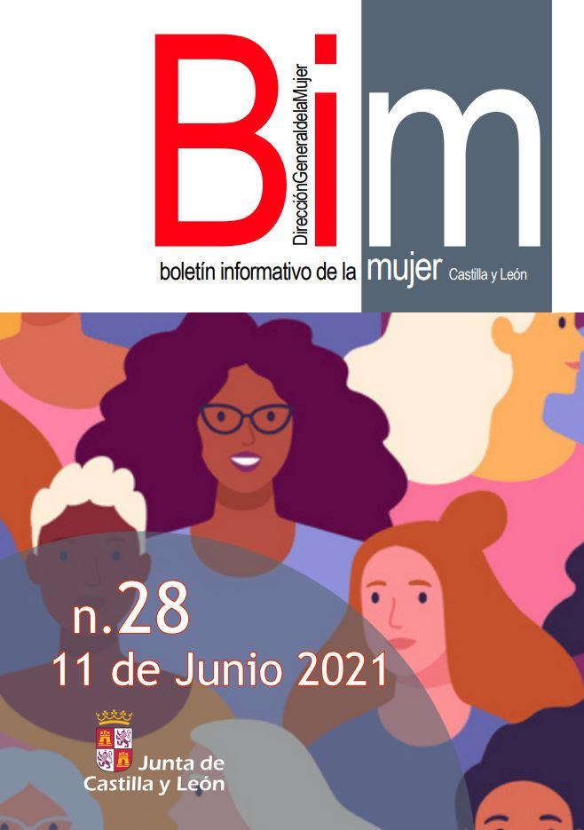 Boletín Informativo Mujer #28