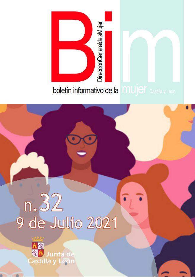 Boletín Informativo Mujer #32