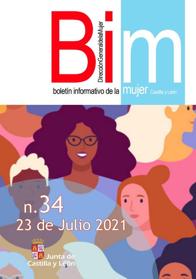 Boletín Informativo Mujer #34