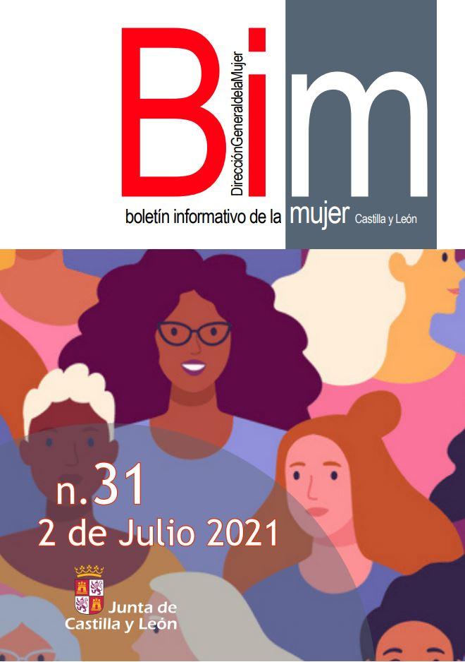 Boletín Informativo Mujer #31