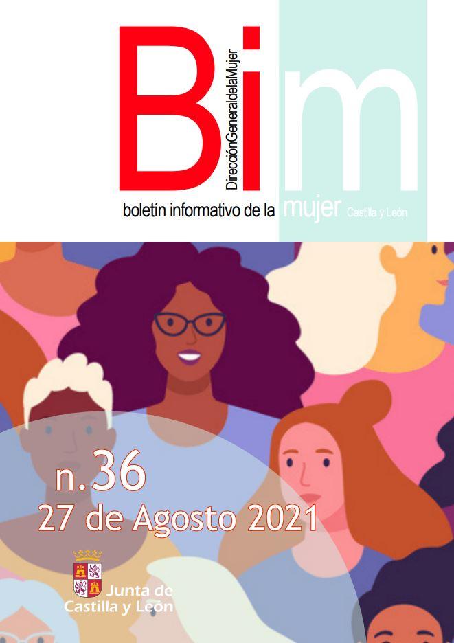 Boletín Informativo Mujer #36