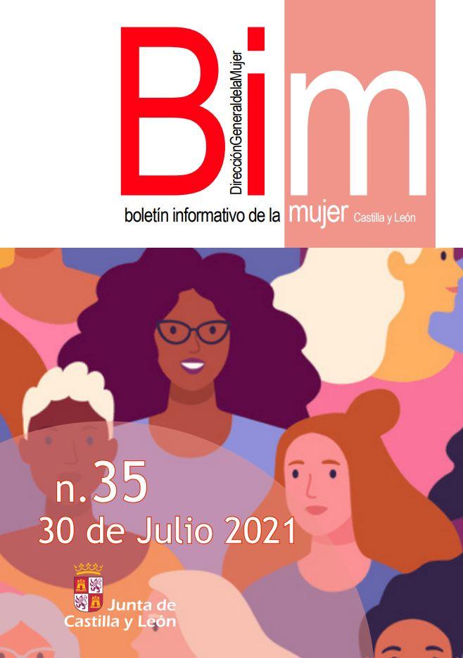 Boletín Informativo Mujer #35